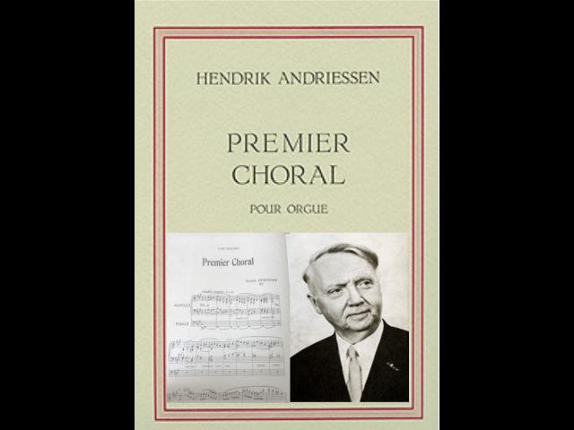 Premier Choral H. Andriessen