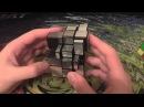 Mirror Blocks. Зеркальный кубик. 1-й, 2-й и 3-й этапы