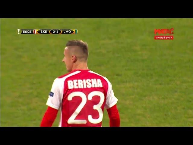 Бернард Бериша самый ценный игрок Анжи и РФПЛ 2016/17 года HD