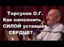 Торсунов О.Г. Как наполнить СИЛОЙ уставшее СЕРДЦЕ?