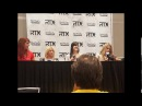 RTX Austin 2017 RWBY Press Panel Jones Eberle Zech Dunkelman Luna and Shawcross
