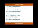 Управляемая интуиция. Марта Николаева-Гарина