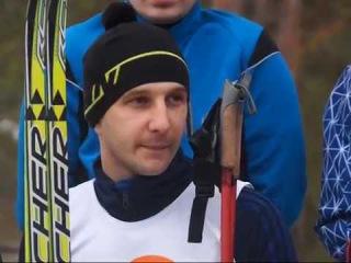 День защитника Отечества серовские спортсмены встретили на лыжне!