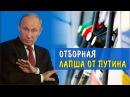 Президент объяснил рост цен на бензин Отборная лапша от Путина 27 07 2017