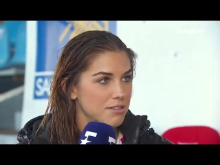Alex Morgan: ''I chose Lyon to become the best player in the world.''