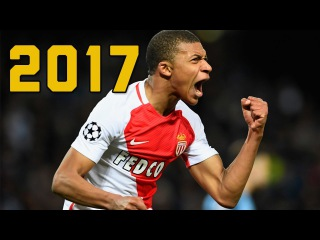 Kylian Mbappe 2017 ● Skills/Goals & Assists || HD