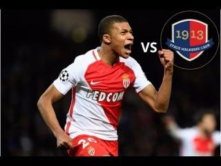 Kylian Mbappe vs Caen 16/17 (A) [19.3.2017]