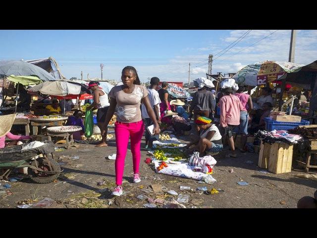 Такое не Покажут по ТВ Рынок на Мадагаскаре