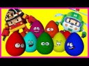 Surprise Show Kinder Surprise - Robocar Poli. Робокар Поли - новый мультик Киндер сюрприз