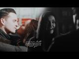 delena &amp bonenzo  never let me go +Irina