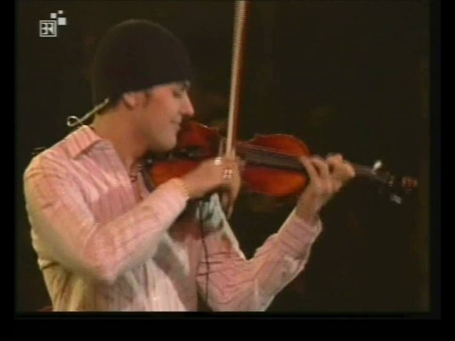 Gavid Garrett/John Miles - Night of the Proms 2002 - Everybody got to learn