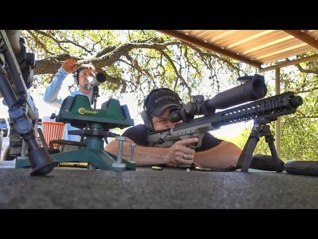 Стрельба на километр из винтовки за 7 500 долларов | Разрушительное ранчо | Перевод...