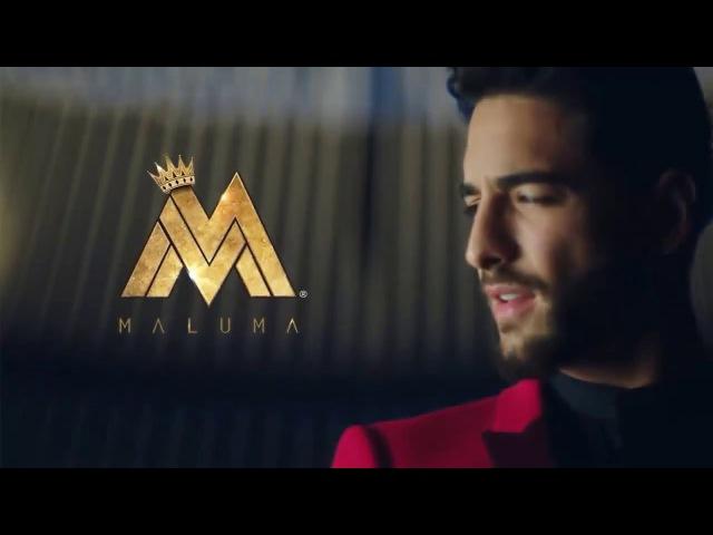 Felices los cuatro - Letra - Lyrics - Maluma - Audio Original