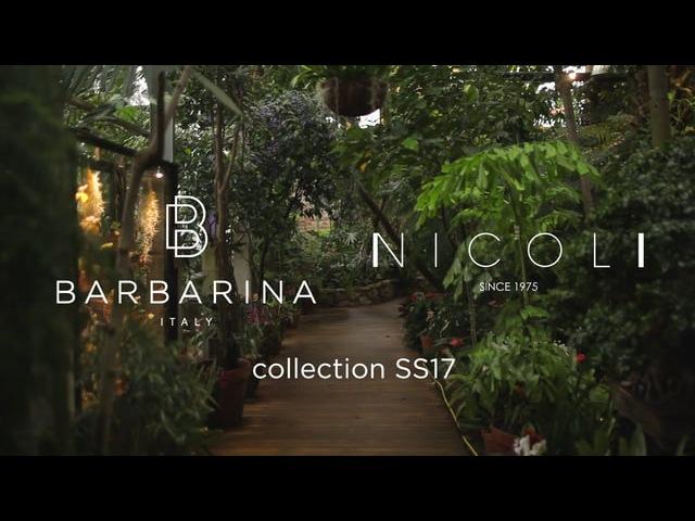 BARBARINA NICOLI Collection SS17