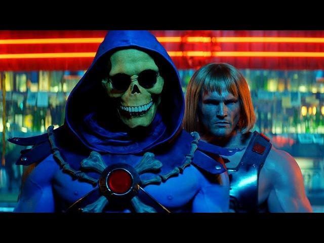 He-Man and Skeletor Dancing | Money Supermarket Commercial