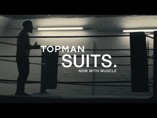 TOPMAN SUITS | MUSCLE FIT