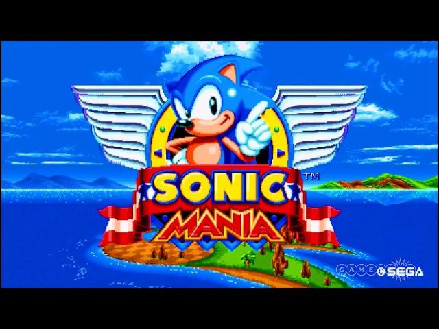 Sonic Mania - Complete Soundtrack