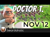 Boom Beach Dr. T. Unboosted Noah's Ark Gameplay Walkthrough for Nov. 12, 2016