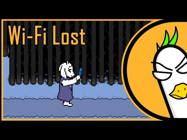 [RUS COVER] Undertale Toriel Song — Wi-Fi Lost (На русском)