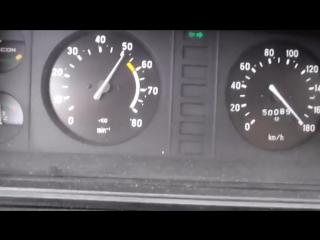 ВАЗ 2107 Турбо Компрессор (150 л.с.) Разгон 0-200 км-час