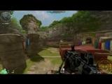 Cross Fire China  Rock Hewn Ruin (Hero Mode X) GamePlay!
