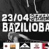 23/04 BAZILIOBAND в клубе Fish Fabrique СПБ