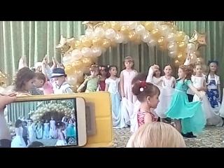 Выпускной детский сад \ Белый Танец