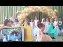 Выпускной детский сад Белый Танец