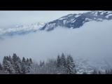 трехчасовая прогулка по лесу , лазанье по горам и озеро в тумане)))