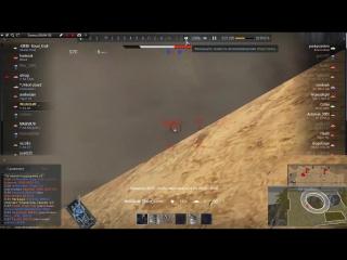 бой на т34-85 диверсия на респе врага