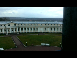 VIDEO0024 Неизвестный Петергоф. Бельведер.