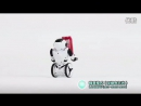 Meet KiB - JXD 1016A Funny RC Tumbler Robot