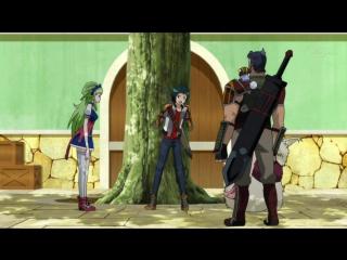Иксион сага- Иное измерение - Ixion Saga Dimension Transfer 14 серия [Озвучивание- Metacarmex]