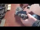 У Как заточить нож на мясорубку при помощи приспособления для дрели