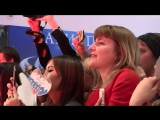Концерт Эрика Сааде (Eric Saade) в Москве в ТРЦ