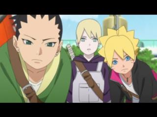 Boruto: Naruto Next Generations 03 (русская озвучка от RainDeath)