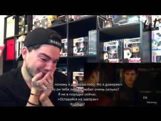 SHADOWHUNTERS - 2x18 'AWAKE, ARISE, OR BE FOREVER FALLEN' REACTION | RUS SUB | HS