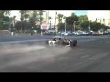 V16 2 V8s Hot rod smokin