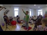 Дирижер на концерте ВЕСЕННИЕ ГОЛОСА от ДОМА МУЗЫКИ/ ансамбль FORTE/21.05.17