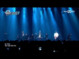 [BTS - Not Today] Comeback Stage _ M COUNTDOWN 170223 EP.512 (online-video-cutter.com)