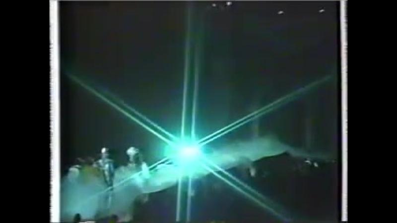Oz WCW Debut vs Tim Parker