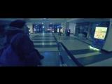 Евгений Калабухов и Флекс,ночь в батутном центре.