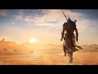 Assassins Creed: Origins — премьера