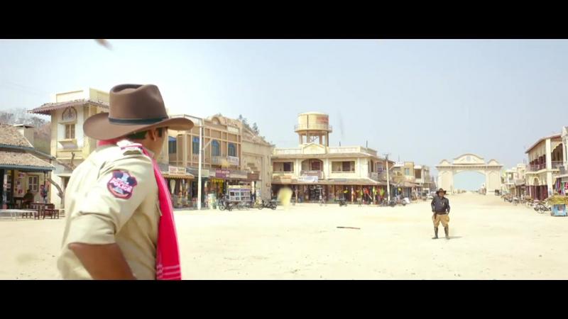 Sardaar Gabbar Singh (2016) Брахми и Паван отжигают