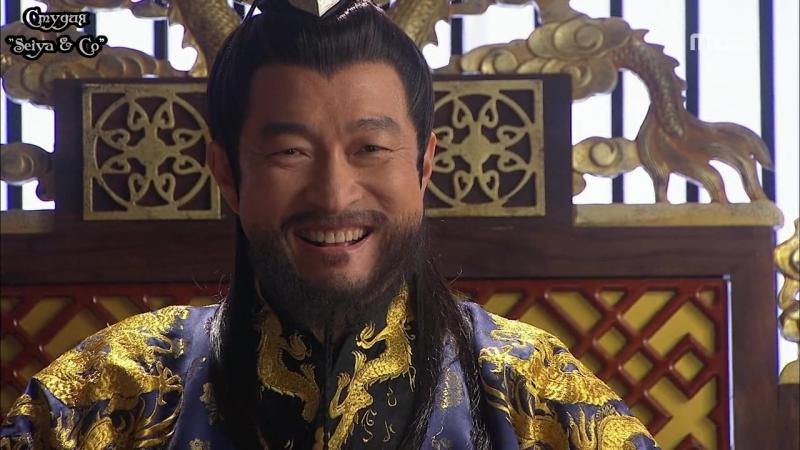 Seiya Co 103 108 Дочь Короля Су Пэк Хян King's Daughter Soo Baek Hyang 2013 Субтитры