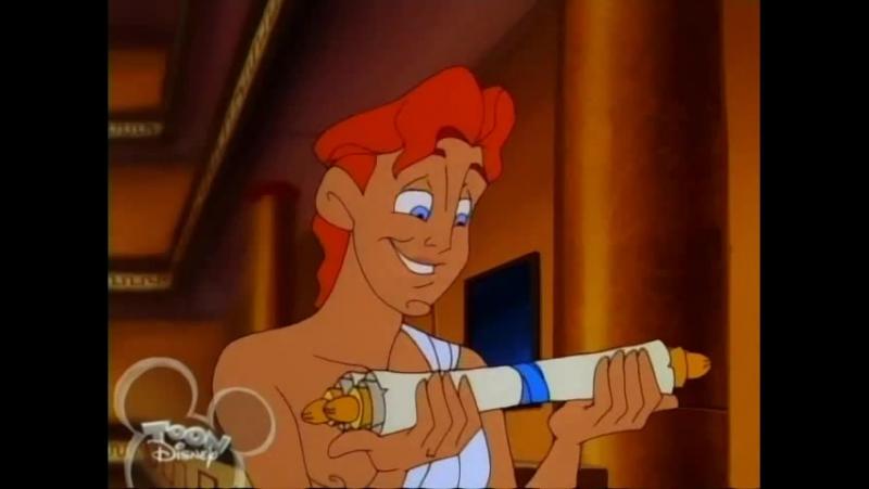 Геркулес и его Одиссея 1 сезон 48 серия мультфильм для детей