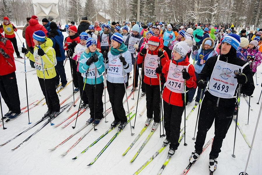 ВСАО налыжной базе «Молжаниново» пройдет окружной этап «Лыжни Российской Федерации - 2017»
