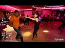 Ella Jauk Freddy social salsa @ Sal'Sounds 70's