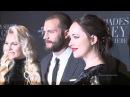 Jamie Dornan and Dakota Johnson - Hamburg Premiere Red Carpet
