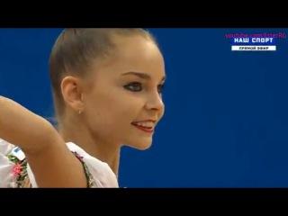 Арина Аверина(лента), финал\\Гран-При Москва 2017